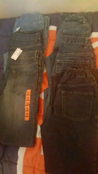 Boys sz 12 jeans 2new with tag, all like new,  Columbus, 31909