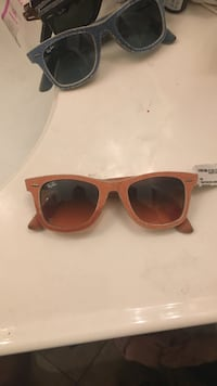 Salmon denim Wayfare Ray-Ban Union City, 94587