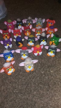 Mcdonalds Furbies Galore
