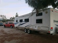 2006 Starwood SL 30, 30' Travel Trailer