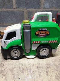 Random Toy Trucks  Garwood, 07027