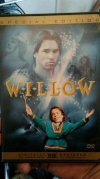 Willow DVD Val Kilmer Rare and Hard To Find! Oklahoma City, 73159