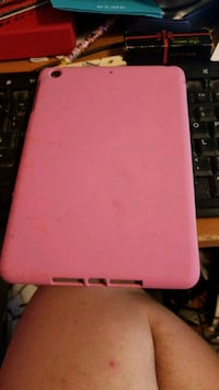 Ipad mini 2 pink case