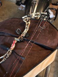 brown and black compound bow Hagerstown, 21740