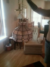 Stained glass chandelier it's very nice Virginia Beach, 23462