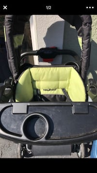 Baby Trend Double Stroller Riverview