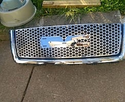 Grill for a GMC fits many models
