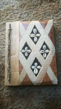 Handcrafted Journal From Hawaii Redding