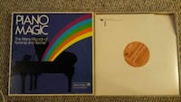 8 disc Vinyl Records set NEVER PLAYED Mission, V4S 1M4