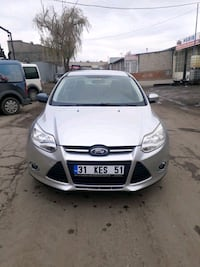 2012 Ford Focus 1.6 TDCI 95PS TREND Aksaray