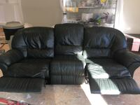 FULL LEATHER ELRan couch Vaughan, L4H 1C5