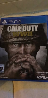 Sony PS4 Call of Duty WWII case Tempe, 85281