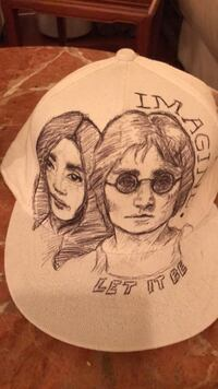 Beautiful art handmade drawing let it be  Vancouver, V6H 1N2