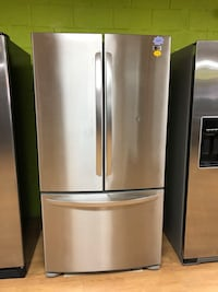 LG stainless steel French door refrigerator  29 mi