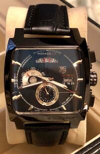 TAG HEUER MONACO WATCH FOR MEN *BRAND NEW* NO LOW OFFERS  Mississauga, L5M 7A7
