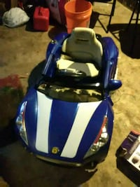 blue and white ride on toy Upper Marlboro, 20772