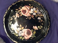 Gorgeous hand painted Tray Albuquerque, 87110