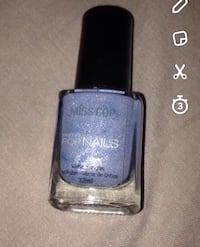 Copie d'écran de vernis à ongles Miss Cop Pop Nails Valmondois, 95760
