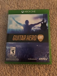 Guitar Hero Live with 2 guitars - XBOX ONE 40 km