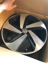 "Voltswagon 18"" alloy wheels"