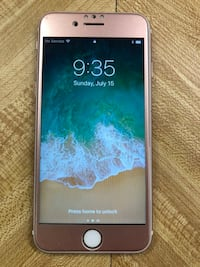 Unlocked Silver Rose Gold IPhone 6s 128GB Concord, 28025