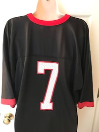 "UGA ""Blackout"" Jersey. Size Large, excellent condition Buford, 30519"