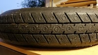 New Spare Goodyear  tire
