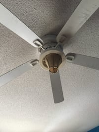 gray 5-blade ceiling fan Richmond Hill, L4S 1A6
