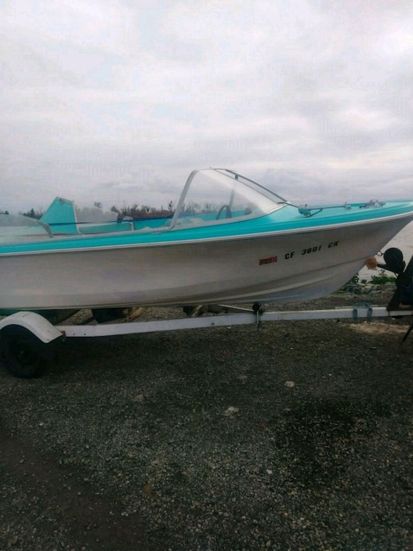 Used Aristro craft boat inboard outboard for sale in Lodi