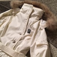 FILA women's parka jacket like new size small Vancouver, V6K 2L3