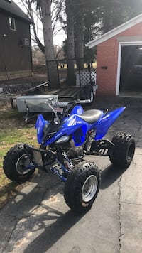 Raptor 250 atv South Amherst, 44001