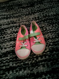 Ralph Lauren polo toddler shoes