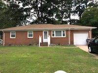 HOUSE For sale 3BR 1BA Chesapeake, 23322