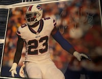 Aaron Williams Autographed Picture Buffalo, 14221
