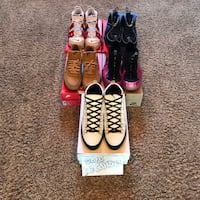 Lot of shoes  Bellaire, 77401
