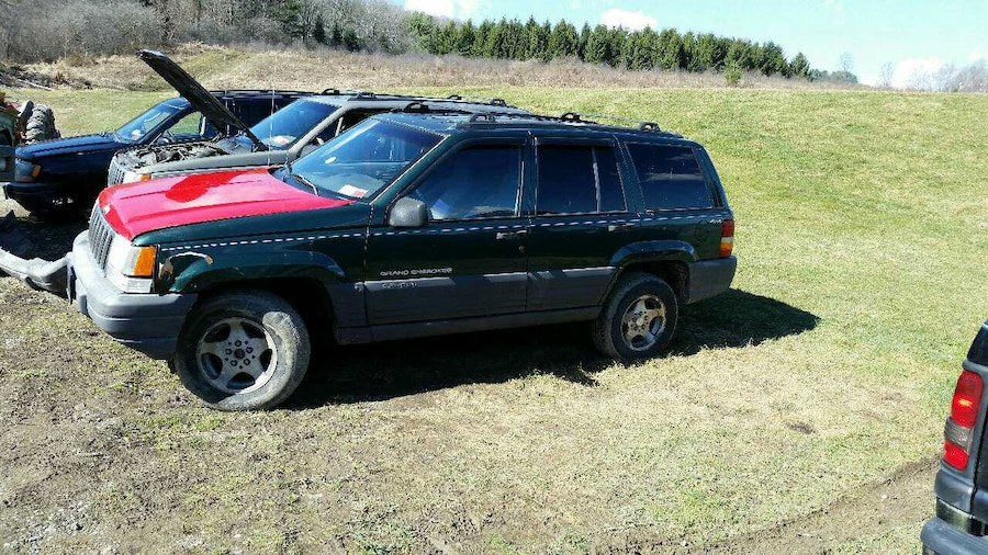 letgo 97 jeep grand cherokee in alfred station ny. Cars Review. Best American Auto & Cars Review