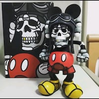 David flores deathhead Micky collectable