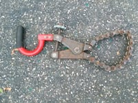 Cast iron pipe cutter South Brunswick Township, 08852