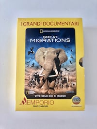 The great migration - national geographic  Spinea, 30038