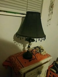 black and white table lamp Spanish Fork, 84660