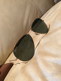 Polarized aviator Ray Bans  Denver, 80206