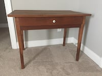 Antique Wooden Desk Indian Trail, 28079