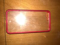 NEW iphone 8 plus clear red magnetic case Silver Spring, 20905