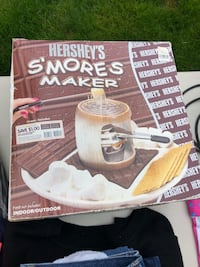 S'mores maker Mapleville, 02839