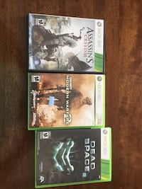 Xbox 360 games compatible with Xbox one  Calgary, T3G 3V4