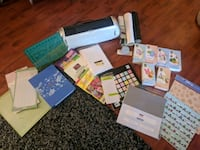 Cricut expression, cartridges, & more! Edmonton