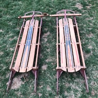 Vintage sears sleds ( can buy separate ) Greencastle, 17225