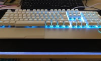 Langtu Blue Switch Mechanical Gaming Keyboard Adjustable LED Guelph, N1G 4J8