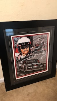 Dale Earnhardt painting Springfield, 31329