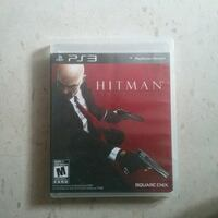 PS3 game HitMan Winnipeg, R3B 2S6